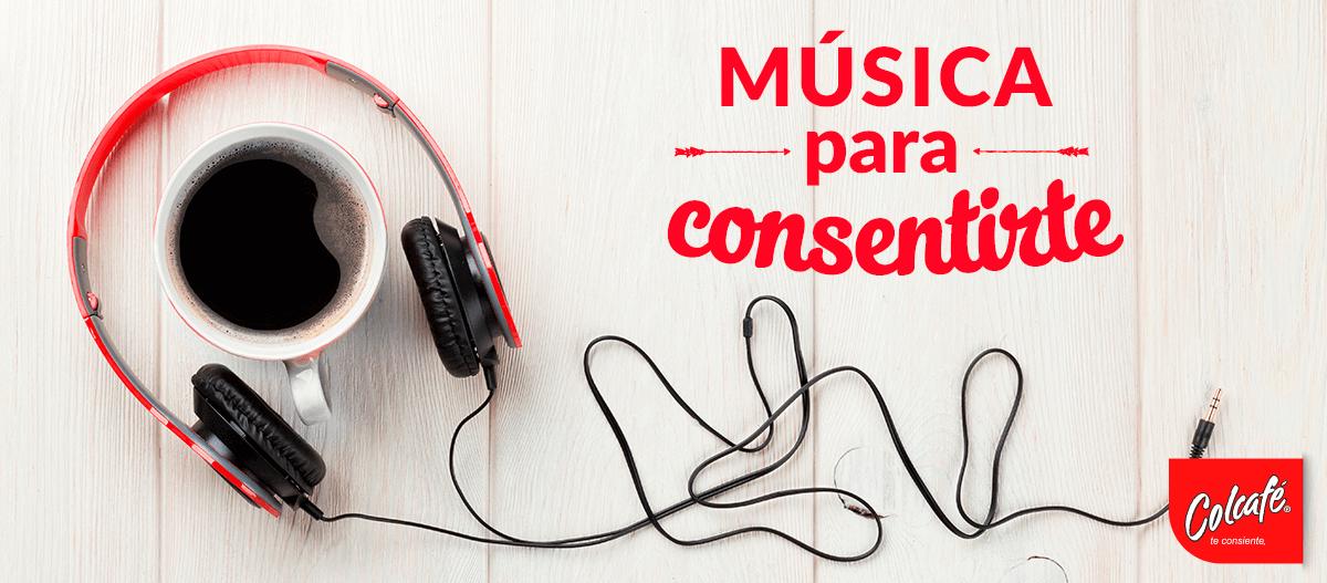 música ideal para consentirte